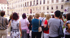 Book guided tours in Austria with English speaking tour guides