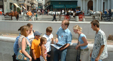 Guided tours in Austria with English speaking tour guides