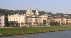 Guided tours in Salzburg with English speaking tour guides